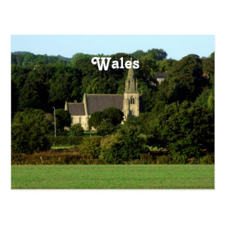 Wales Post Cards