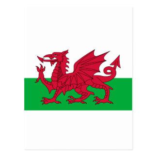 Wales Postcard