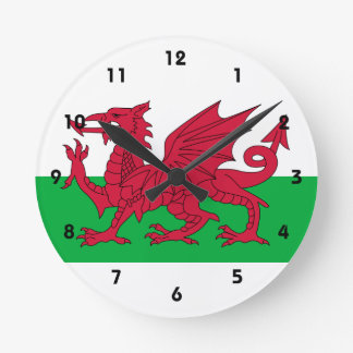 wales round clock