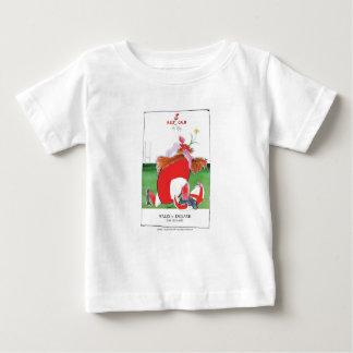 wales v england balls - from tony fernandes baby T-Shirt