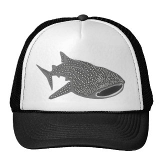 walhai wal hai whale shark animal t-shirt scuba cap