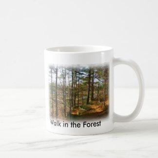 Walk in the Forest Coffee Mug