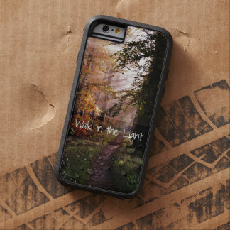 Walk in the Light Bible Verse Tough Xtreme iPhone 6 Case