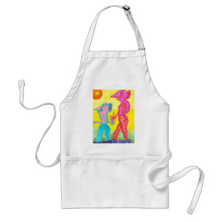 Walk in the Park Standard Apron