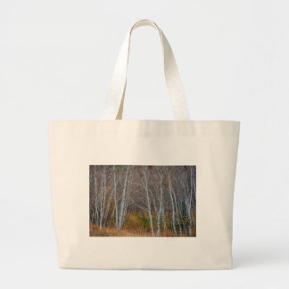 Walk In The Woods Large Tote Bag