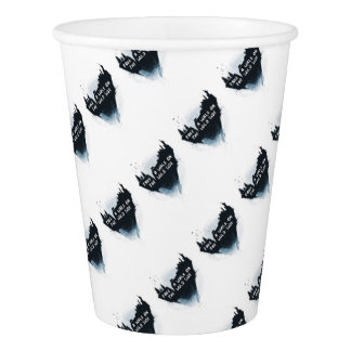 Walk on the wild side paper cup
