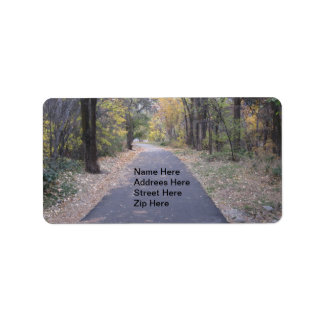 Walk Path Trees Addrees Label Address Label