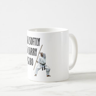 Walk Softly Bo Coffee Mug