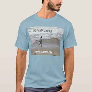 walk@the beach T-Shirt