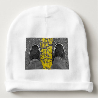 Walk The Line Baby Beanie