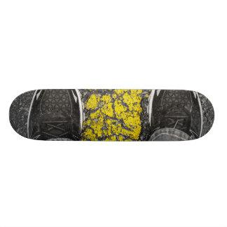 Walk The Line Custom Skate Board