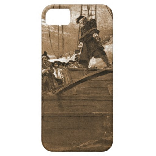 Walk the Plank 1887 Case For iPhone 5/5S