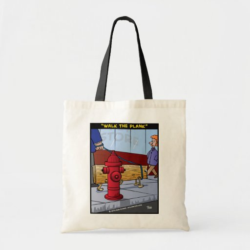 """""""Walk The Plank"""" Bags"""