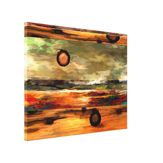 Walk the Plank Gallery Wrapped Canvas