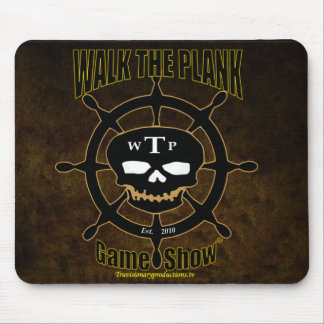 Walk The Plank Game Show Mouse Pad II