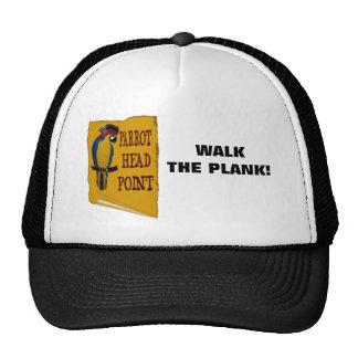WALK THE PLANK! MESH HATS
