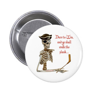 Walk The Plank Hockey Buttons