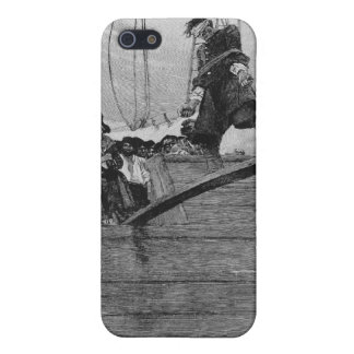 """""""Walk the Plank"""" iPhone 5 Covers"""