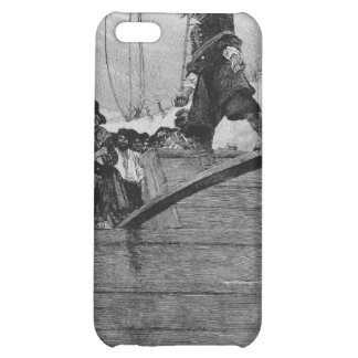 """""""Walk the Plank"""" iPhone 5C Cover"""