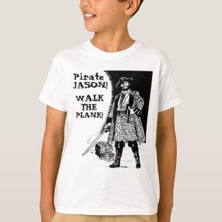 'Walk The Plank!'- Pirate Tshirts