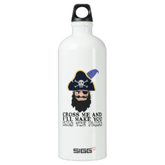 Walk The Plank SIGG Traveller 1.0L Water Bottle