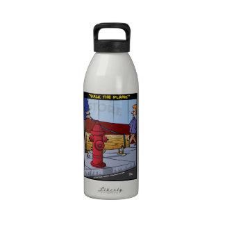 """Walk The Plank"" Reusable Water Bottles"