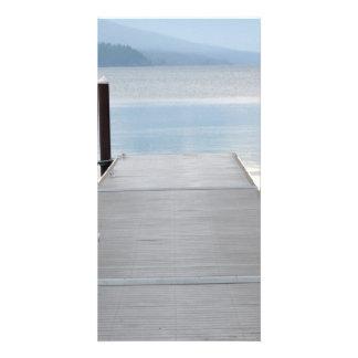 Walk to the Lake Photo Card