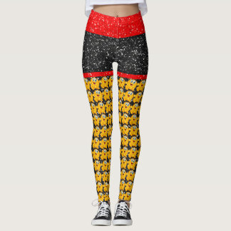Walk with a Smile Pop Fashion Leggings