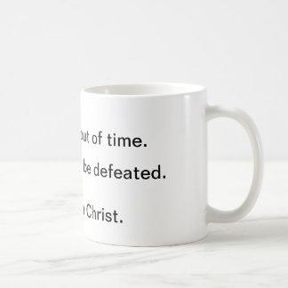 Walk With Christ, coffee mug