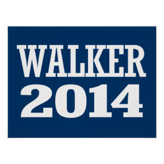 WALKER 2014 POSTERS