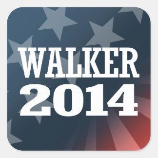 WALKER 2014 STICKERS