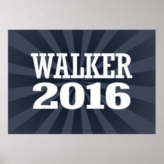 WALKER 2016 PRINT