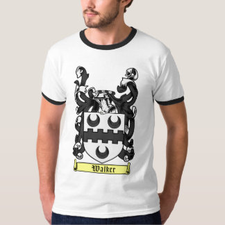 WALKER Coat of Arms T-shirts
