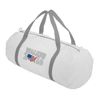 Walker for America in 2016 Gym Duffel Bag