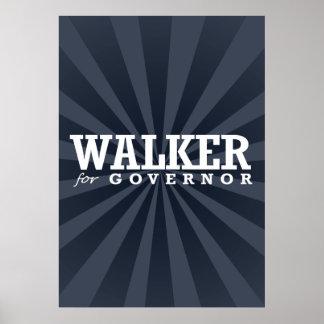 WALKER FOR GOVERNOR 2014 POSTER