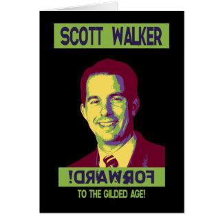 Walker, Scott - !DRAWROF Card