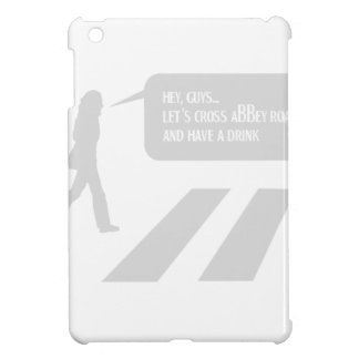 Walking Abbey Road Custom ED. Case For The iPad Mini