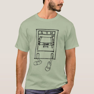 walking atm Speakeasy-Thai T-Shirt
