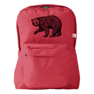 Walking Bear Backpack