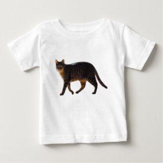 Walking Cat 201711j Baby T-Shirt