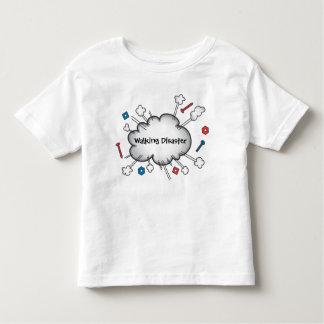 Walking Disaster t-shirt