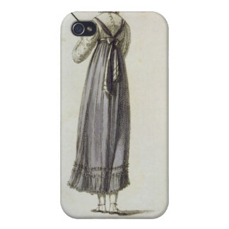 Walking Dress, 1814 iPhone 4/4S Cover