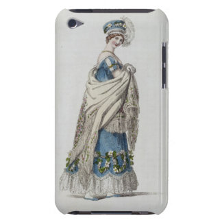 Walking dress, fashion plate from Ackermann's Repo iPod Touch Cases
