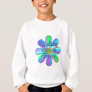 Walking Happy Sweatshirt