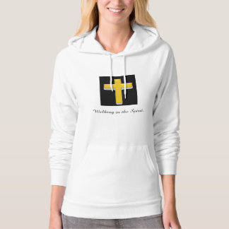 Walking in the Spirit/ Cross Women's Pullover