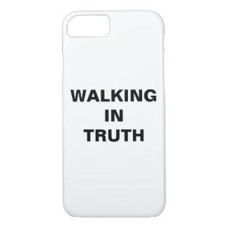 """Walking In Truth"" Apple iPhone 8/7 Case"