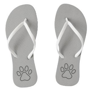 Walking like a cat thongs