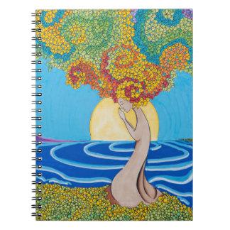 Walking Meditation Notebook