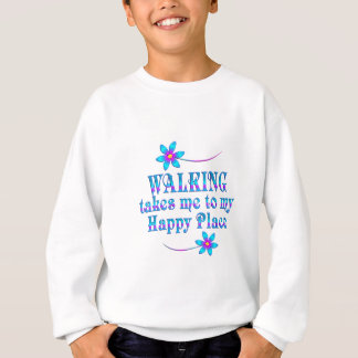 Walking My Happy Place Sweatshirt