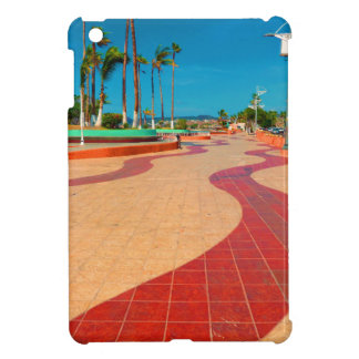 Walking on the streets of Baja Cover For The iPad Mini